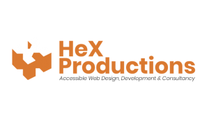 The HeX Productions Logo