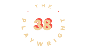 The Playwright 38 Logo